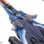 1/72 Macross Delta VF-31J Siegfried (Hayate Immelmann Custom) Compatible Super Pack thumbnail 5