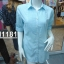 H1181 เสื้อเชิ้ตแฟชั่นผ้า cotton 100% thumbnail 6