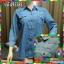 เสื้อเชิร์ตยีนส์ (9376S) thumbnail 1