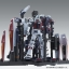 [P-Bandai] MG 1/100 Full Armor Gundam Ver Ka [Gundam Thunderbolt] Weapon & Armor Hanger Expansion Set thumbnail 7