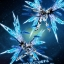 METAL BUILD Strike Freedom Gundam Wing of Light Effect Part Set thumbnail 2