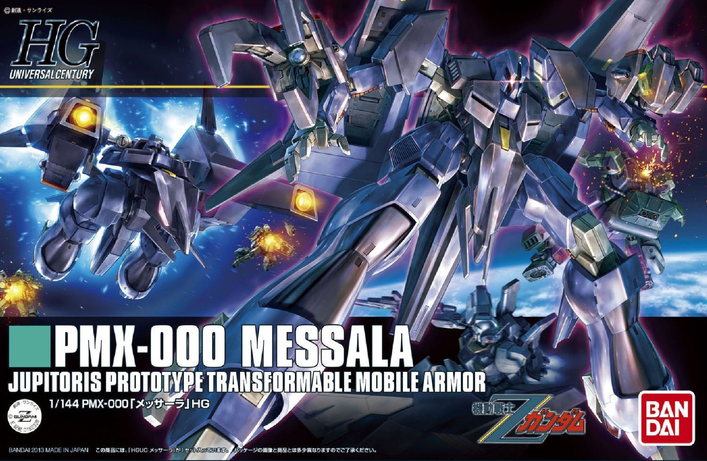 HGUC 1/144 PMX-000 Messala