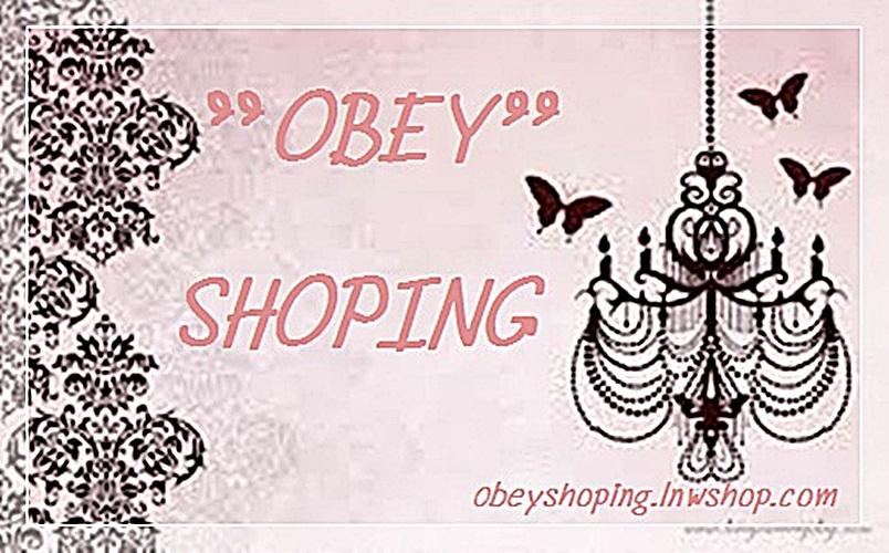 OBEYshoping