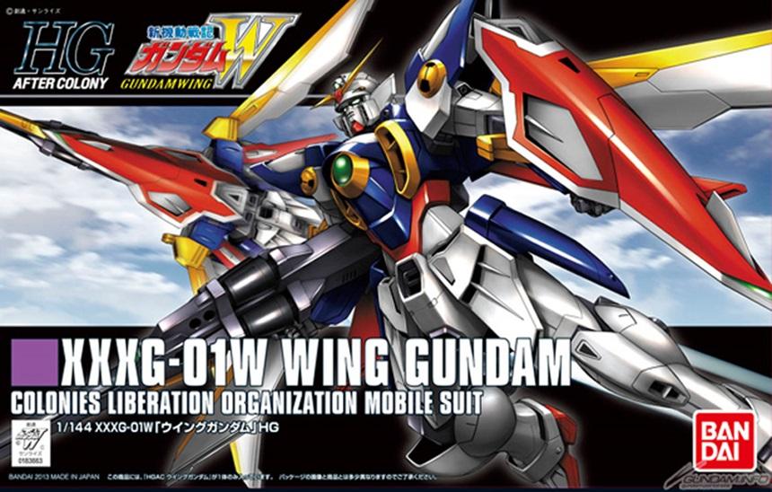 HGAC 1/144 Wing Gundam
