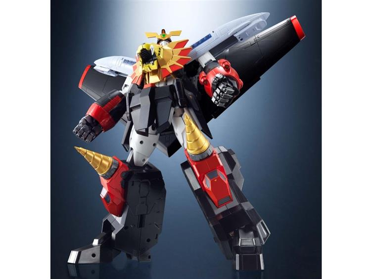 Soul of Chogokin GX-68 The King of Braves GaoGaiGar