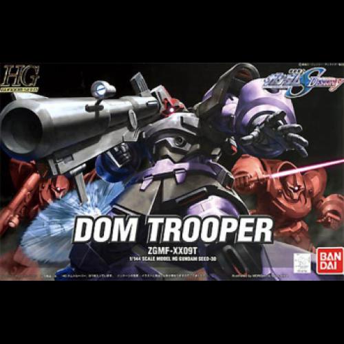 HG 1/144 DOM TROOPER
