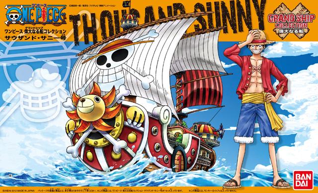 Grand Ship Collection : Thousand Sunny