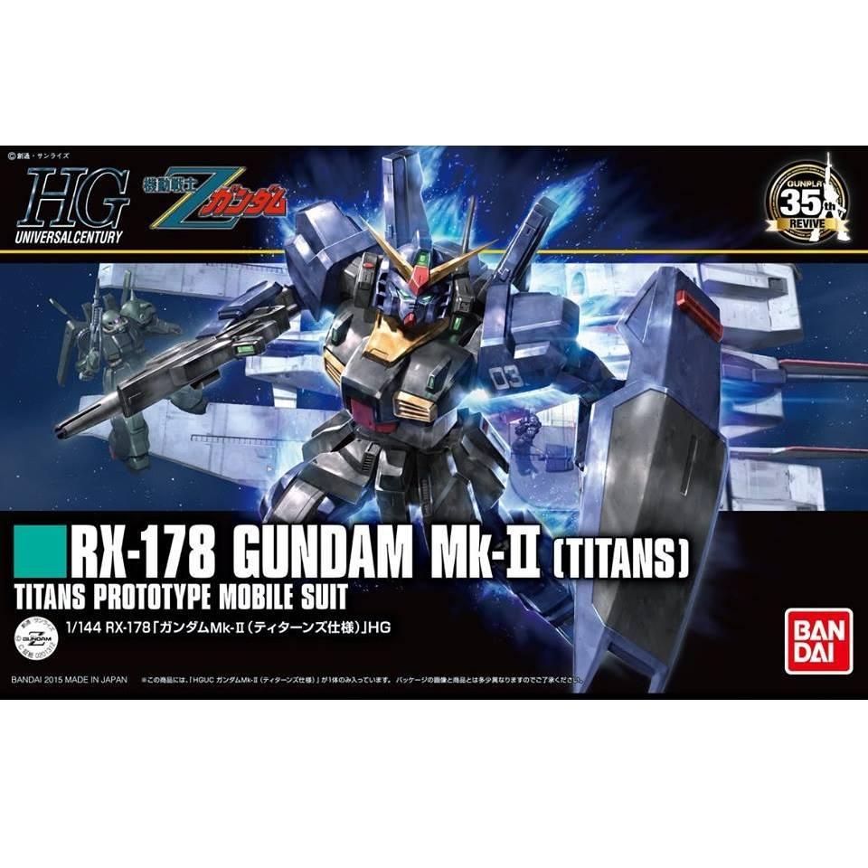 HGUC 1/144 Gundam Mk-II (Titan) REVIVE Ver.
