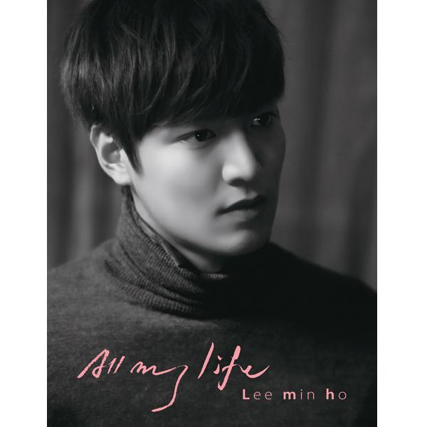 [DVD] Lee Min Ho - All My Life (Limited Edition) (2DVD + Photobook) ของมีจำนวนจำกัด