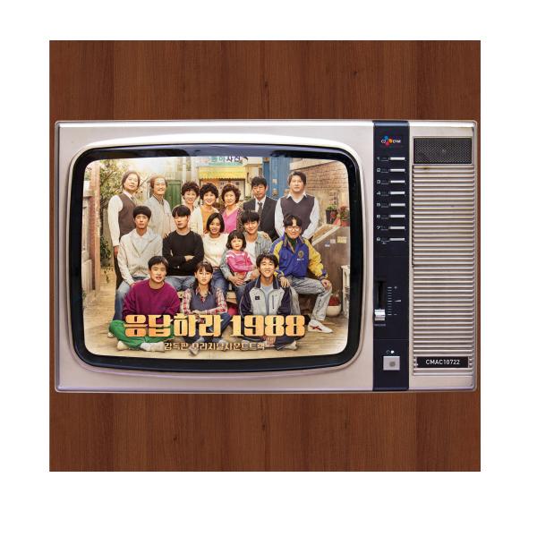 REPLY 1988 Director`s cut O.S.T - TVN Drama + โปสเตอร์พร้อมกระบอกโปสเตอร์