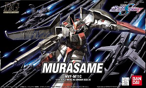 HG 1/144 MURASAME MASS PRODUCTION