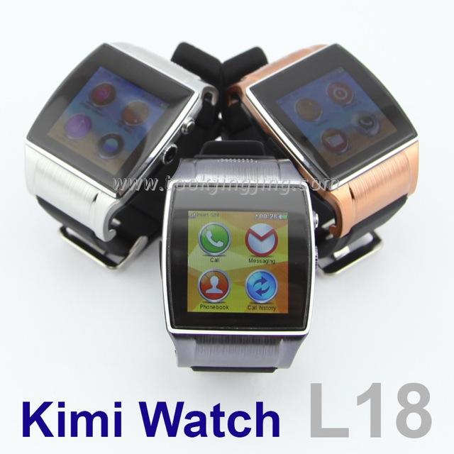 นาฬิกาโทรศัพท์ Kimi Watch L18 Phone Watch ลดเหลือ 1,660 บาท ปกติ 4,990 บาท