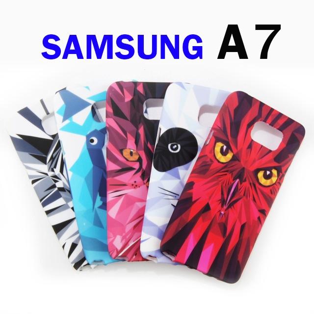 เคส Samsung A7 ลายกราฟฟิก รูปสัตว์ ลดเหลือ 90 บาท ปกติ 225 บาท