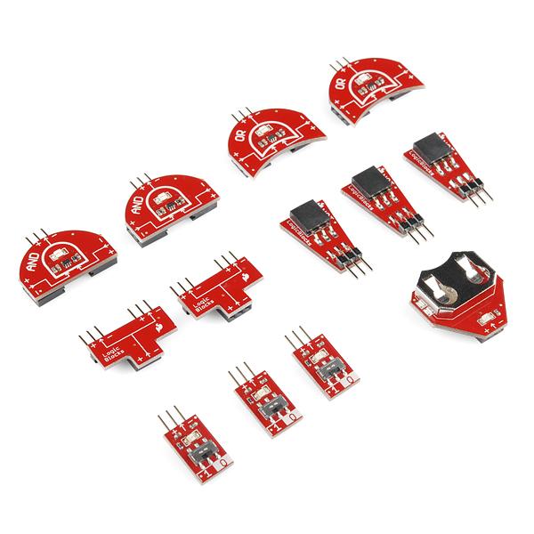 LogicBlocks Kit (Sparkfun)