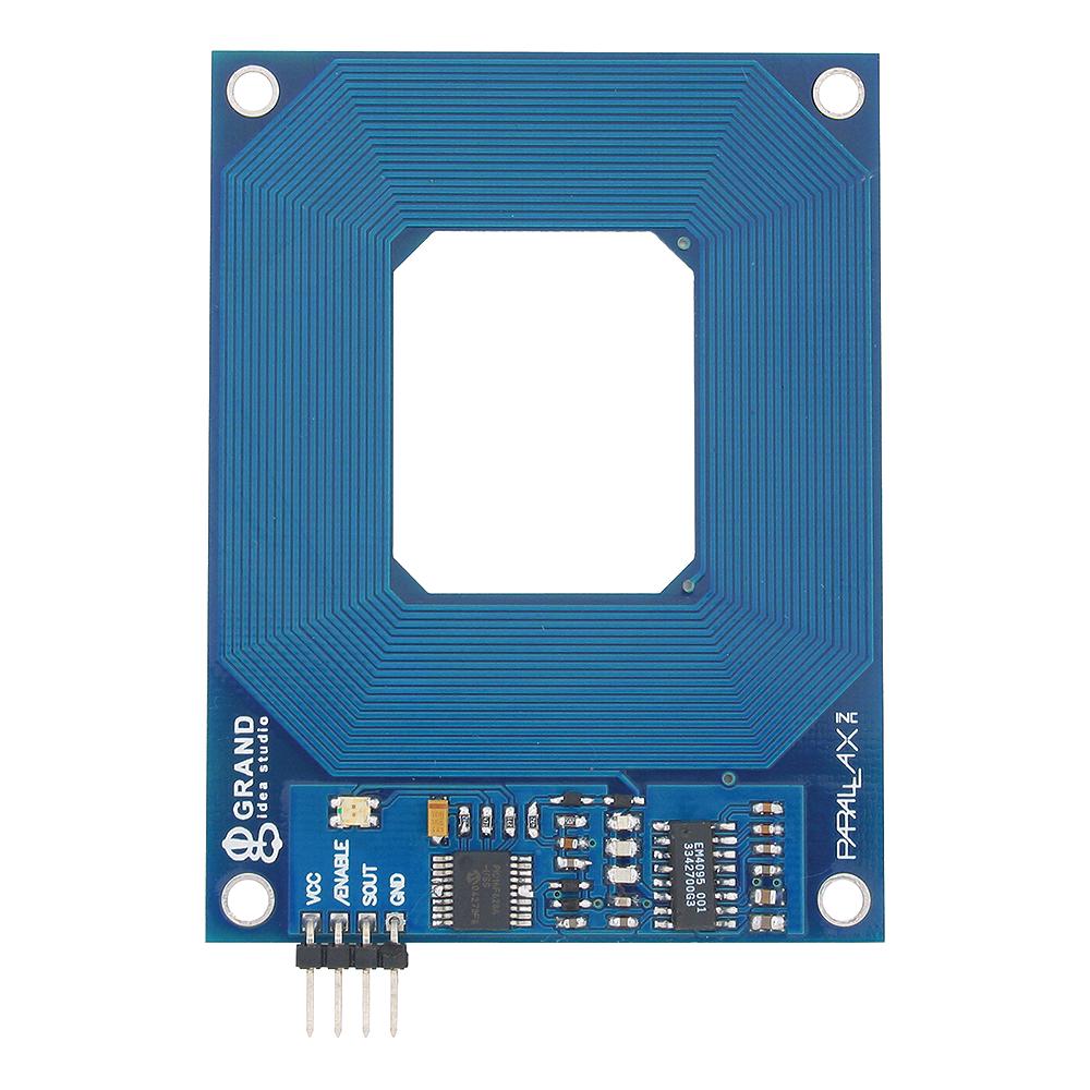 RFID Card Reader - Serial Interface (ของแท้จาก Parallax, made in USA  คุณภาพสูง)