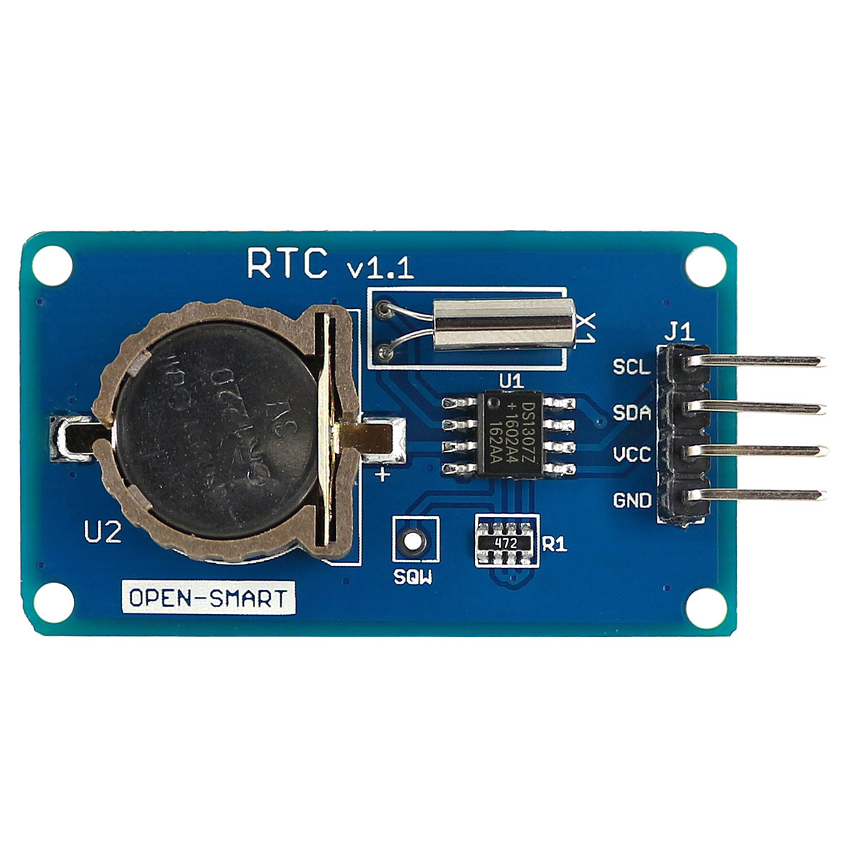 Real Time Clock (RTC) Module DS1307 by Catalex v1 1