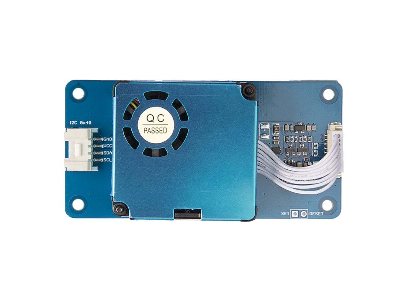 Grove - Laser PM2 5 Sensor (HM3301) โมดูลเซ็นเซอร์วัดฝุ่น PM2 5 (แถม