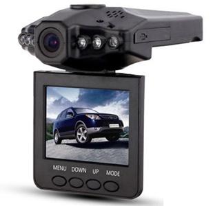 """กล้องติดรถยนต์ HD DVR 2.5"""" เมนูไทย"""