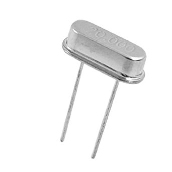 20MHZ Crystal Oscillator HC-49S