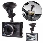 กล้องติดรถยนต์ all mate รุ่น AM966 สีดำ
