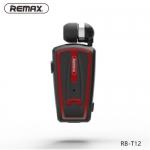 หูฟังบลูทูธ remax รุ่น RB-T12 สีดำ เสียงใส คมชัด ยอดฮิต