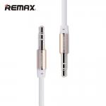สายหูฟัง remax 3.5 AUX RL - L100 สีขาว
