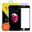 ไอโฟน8 พลัส ฟิล์มกระจกเต็มจอ 3D ขอบ Carbon fiber สีดำ thumbnail 1