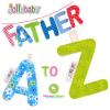 หนังสือป้ายผ้าตัวอักษร A-Z Jollybaby