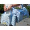 กระเป๋าสัมภาระคุณแม่ รูปรถสีฟ้า มี 3 ชิ้น