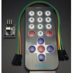 IR Remote โมดูลรีโมท Infrared Remote Control Kit