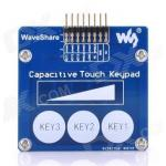 Capacitive Touch Keypad Module - Blue