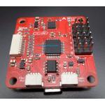 OpenPilot CC3D Flight Controller Board (KEYES) - PCB สีแดง