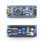 Arduino Nano (ATMega328) V3 บัคกรีขา pin พร้อมใช้ + Free USB Cable