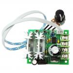PWM DC-Motor Speed Controller 6V 12V 24V Stepless Switch 10A (20A Peak)
