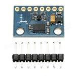 GY-511 3-Axis Accelerometer + Magnetometer (Compass) Module (I2C Interface) - LSM303DLHC