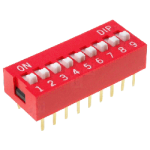 DIP Switch (DS-09)