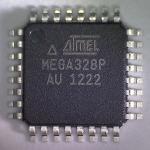 Atmel ATmega328P-AU (Surface-Mount)