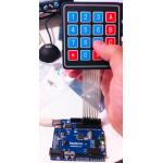 Membrane 4x4 Matrix Keypad