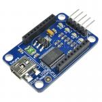 BTBee/Bluetooth Bee USB to Serial port Adaptor FT232RL Compatible Xbee For Arduino (Mini Xbee USB Dongle V2.2A)