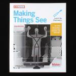 หนังสือ Make: Making Things See (440 หน้า)