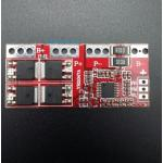 4-Series 18650 Lithium Battery Protection Module 14.8V 16.8V (max. Working Current 15A and max. Transient Current 30A)