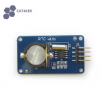 Real Time Clock Module DS1307 by Catalex v0.9
