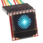 SparkFun Micro OLED Breakout - Blue-on-Black (นำเข้า USA)