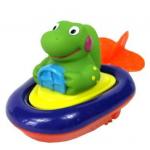 Sassy Pull & Go Boat - เรือดึง Alligator