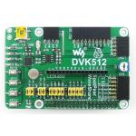 Raspberry Pi 3 / B+ Expansion Board (DVK512)