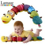 ตุ๊กตาหนอน Lamaze สีเหลือง
