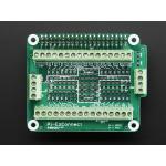 Pi-EzConnect Terminal Block Breakout HAT (Adafruit)