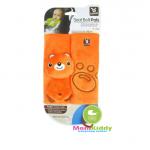 ปลอกหุ้มสายเข็มขัด : หมีสีส้ม