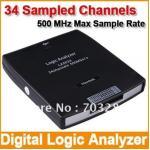 Hantek Digital Logic Analyzer 34 Channels 500 MHz (Model NO:LA5034)