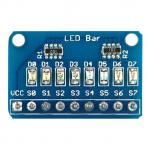 8X LED Bar Marquee LED Display Module (4 Colors)